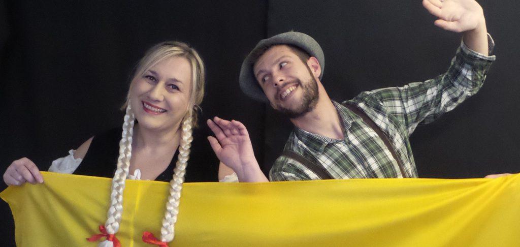 Spectacles pour enfants en allemand alliant humour et pédagogie