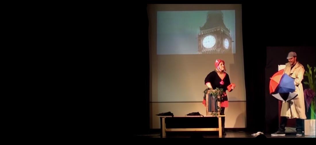 Lily Poppins in London - Spectacle pour enfants en anglais