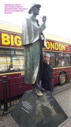Lily Poppins in London 12