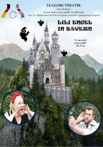 Affiche spectacle Lily Engel in Bayern