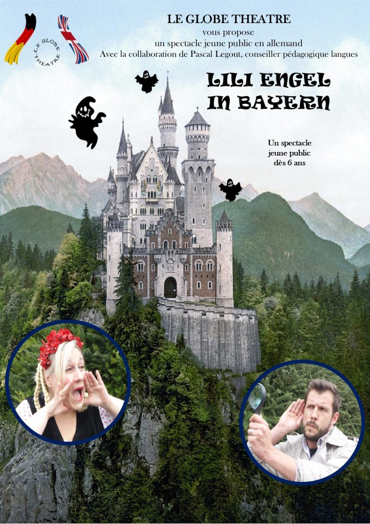 Affiche Spectacle - Lili Engel in Bayern