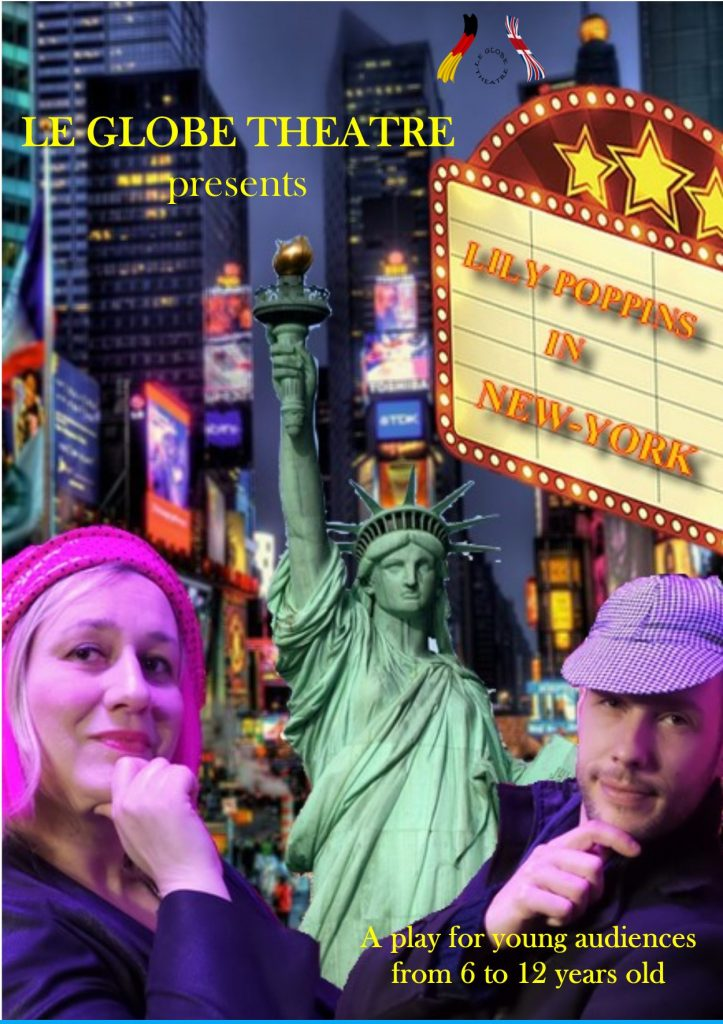 Lily Poppins in New York - Affiche