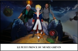 Globe Théâtre - Lili Potier à Paris - Musée Grévin