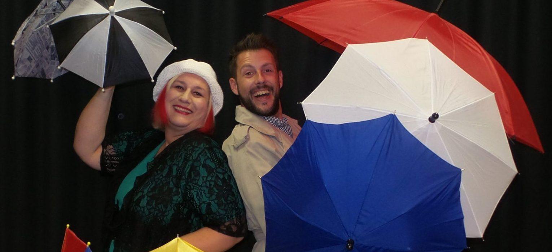 Ein Theaterstück für Kinder auf französisch