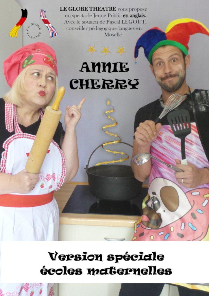 Annie Cherry - spécial maternelle - Affiche