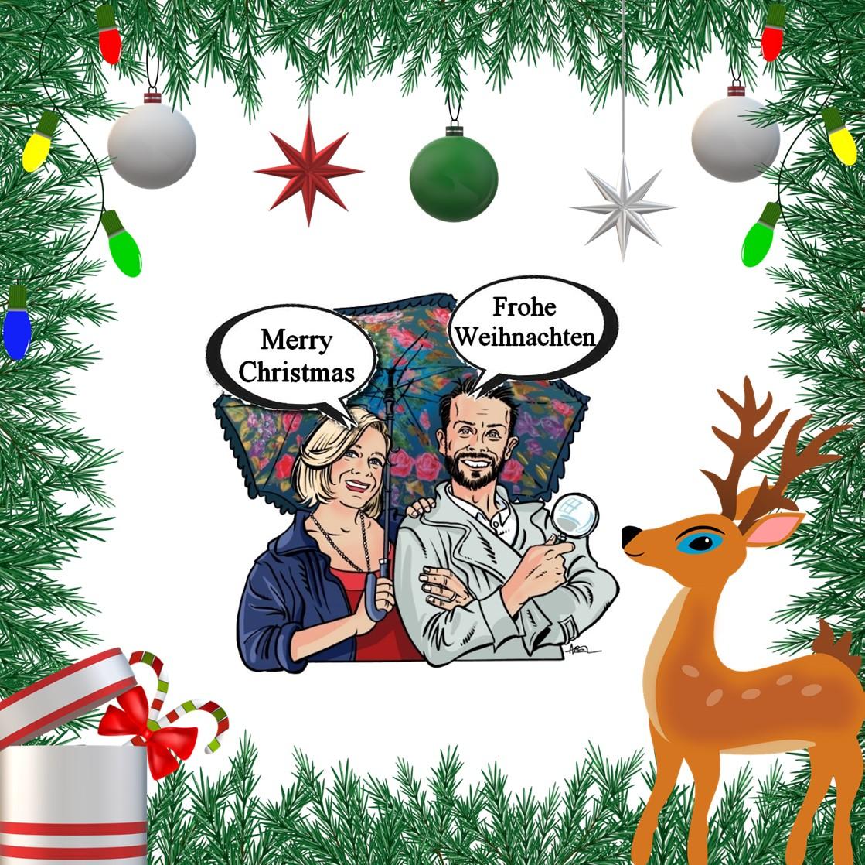 Toute l'équipe du Globe Théâtre vous souhaite un Joyeux Noël!